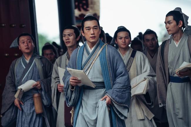 《赤狐书生》上映 王耀庆颠覆出演穷苦书生引热议