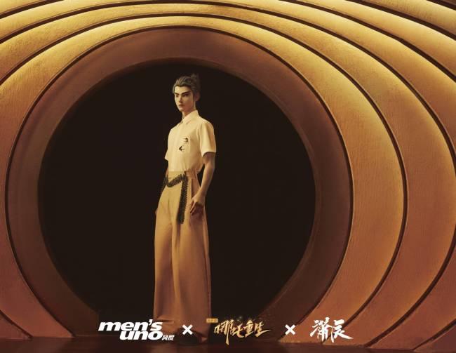 《新神榜:哪吒重生》哪吒国潮风大片 凡人觉醒成神颠覆传统神话