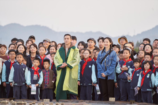 马伯骞探索精神获认可《万里走单骑—遗产里的中国》正式启程