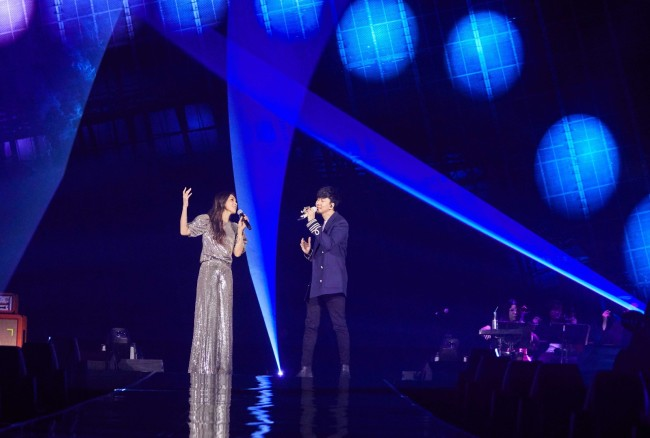 唱作天后蔡健雅《给世界最悠长的吻》2021巡回演唱会台北场正式开跑