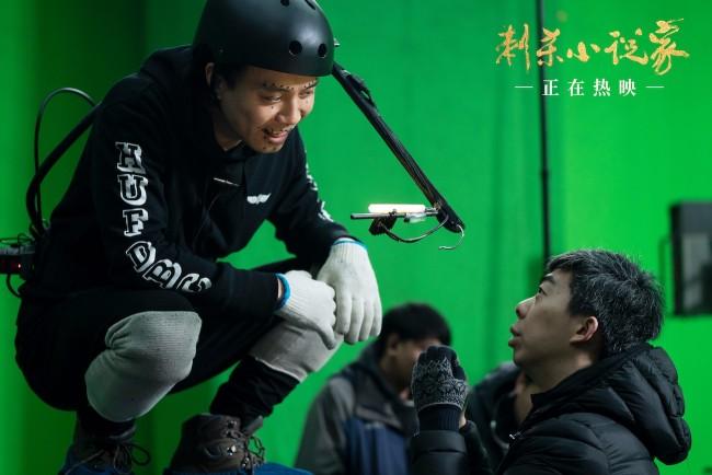 《刺杀小说家》票房4.88亿!观众兴奋:华语最强视效