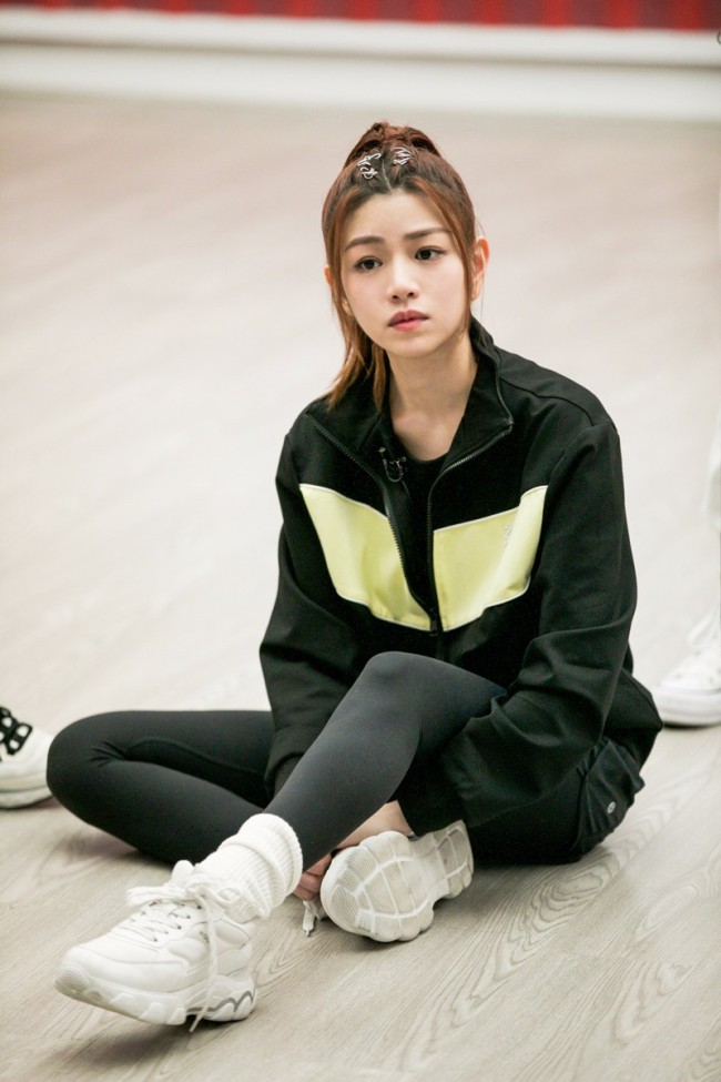 陈妍希姐姐2努力训练进步显著 回应争议已多年不吃调味料食物