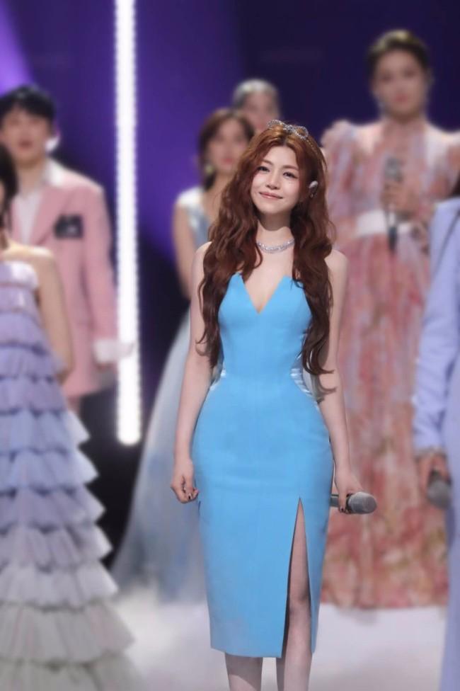 陈妍希告别乘风破浪的姐姐 坦言会珍惜每次舞台