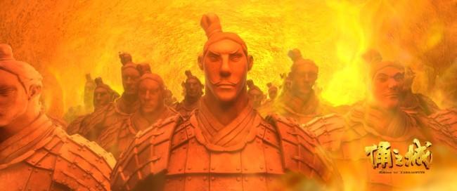 奇幻大作《俑之城》暑期上映 神秘大幕震撼拉开