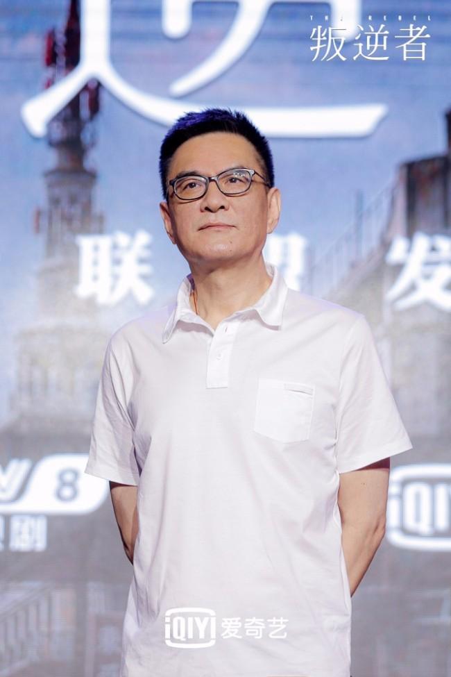 """《叛逆者》朱一龙王阳朱珠加入""""叛逆者联盟"""""""