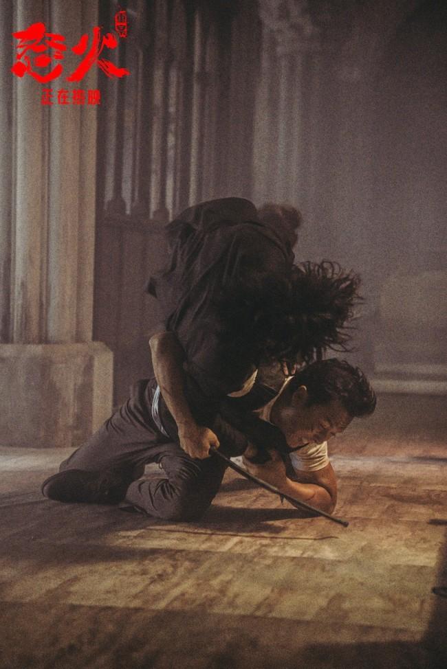 《怒火·重案》票房破10亿 甄子丹谢霆锋对决超燃