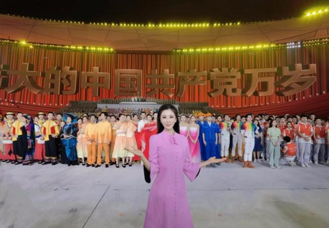 伊丽媛再度受邀加盟央视中秋晚会 连续三年开嗓献唱