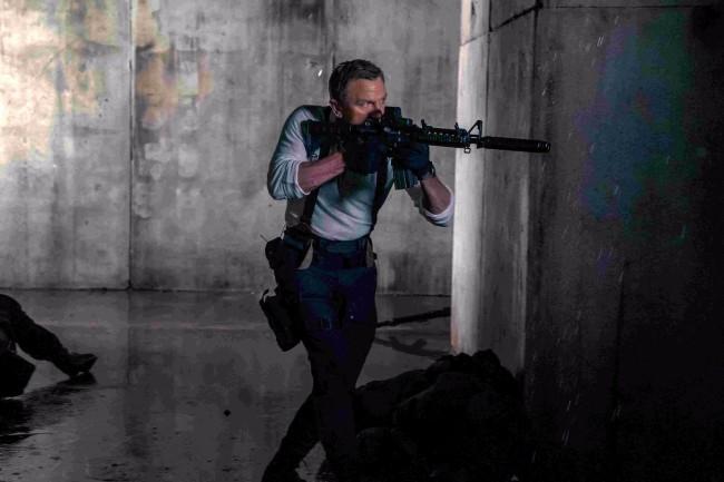 10月29日上映!《007:无暇赴死》开启终极一战