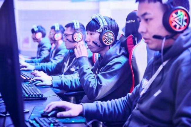 决战上海金山!首届YES长三角大学生电子体育锦标赛开赛