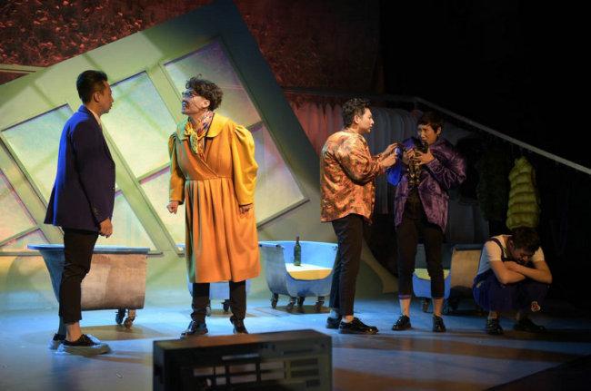 舞台剧《我是余欢水》第11轮开演 收获超高人气