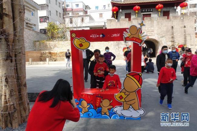 活化开发有乾坤 古建筑活化给深圳春节添加文化味