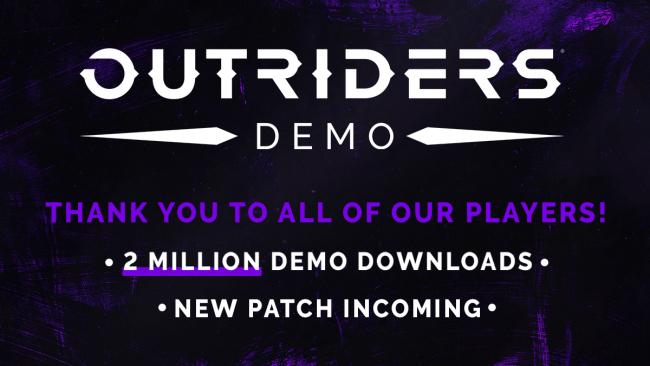 《Outriders》免费试玩版下载量已经突破200万 国区预购价299元