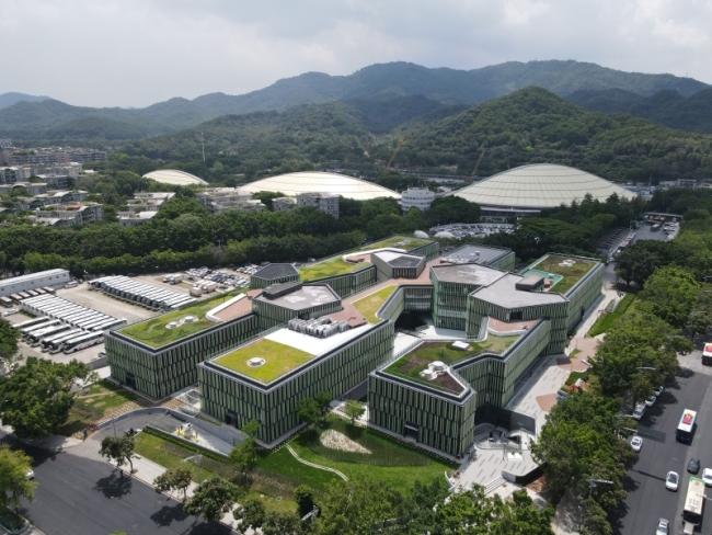 广州首个轨道交通行业产集群项目将投入运营 运管中心取得工程竣工联合验收