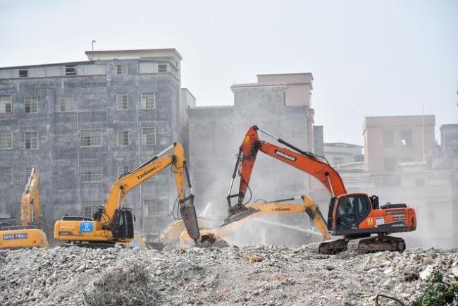 广州这个村旧改提供回迁安置房近7100套 公建配套设施合计约25万平方米