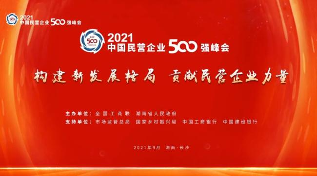 """东方集团位列""""2021中国民营企业500强""""第90位、""""服务业100强""""第33位"""