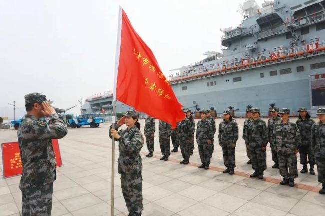 天津市滨海新区国防教育主题公园受热捧