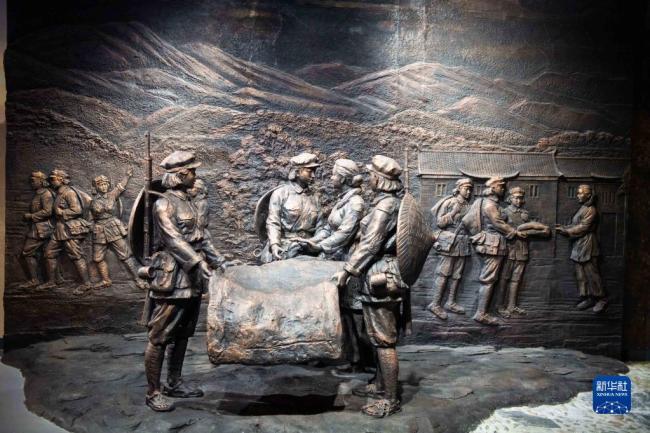 聆听历史回响 阔步新的长征——写在红军长征胜利85周年之际