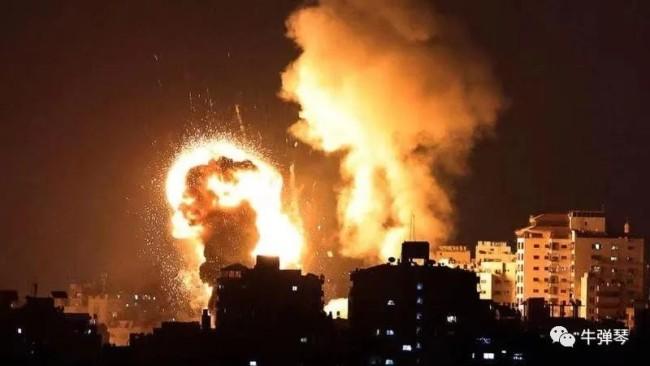 世界上最大的火药桶 这两天又点燃了!
