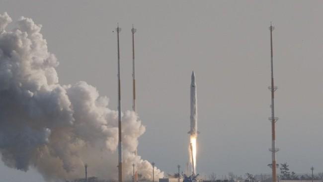 外媒:韩防长称将加强太空技术