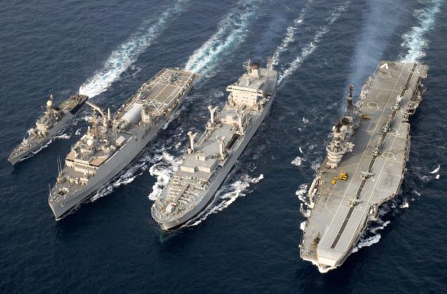 印媒:印度海洋能力发展大幅落后中国