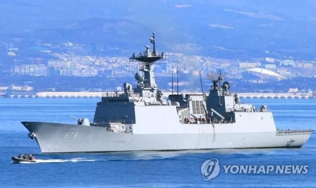 韩亚丁湾护航舰超八成舰员感染新冠