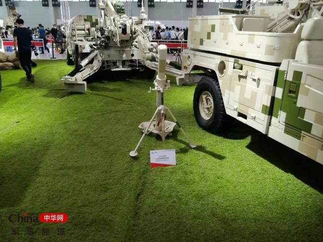 [原创]CS/SM1型81毫米车载宿舍迫击炮
