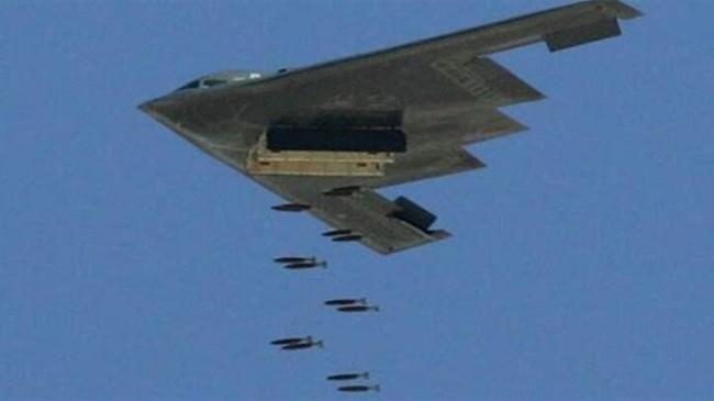 解析美空军发布新型B-21轰炸机