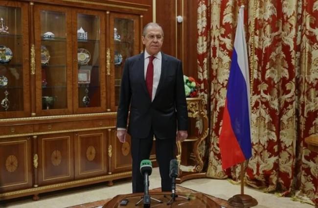 俄罗斯外长:台湾是中华人民共和国的一部分