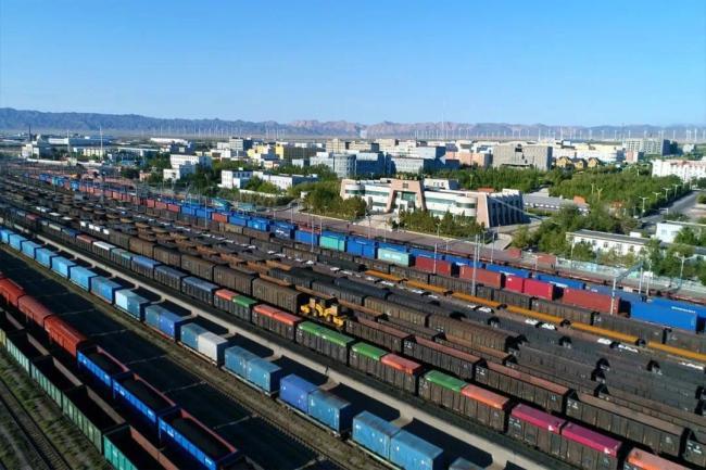中欧班列稳定畅通,继续保持高位运行!