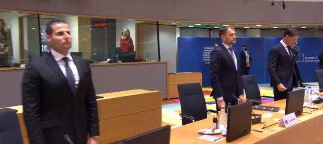 欧洲又一国总理新冠检测阳性,也参加过这个会议
