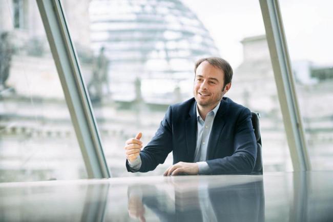 德国议员:期待欧中共同促进全球经济复苏