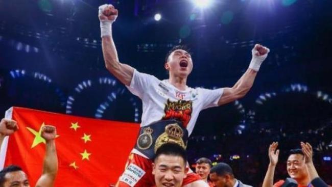戳破对手无端指责,中国拳王徐灿:我不怕去英国,闭上你的嘴