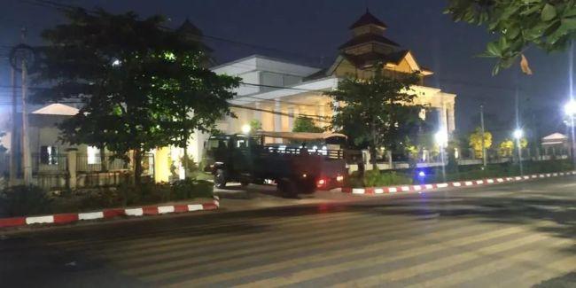 昂山素季等多名缅甸执政党高层被军方扣押