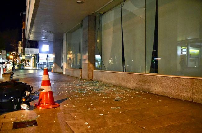 日本此次强震或为2011年大地震余震 福岛和宫城县至少有48人受伤