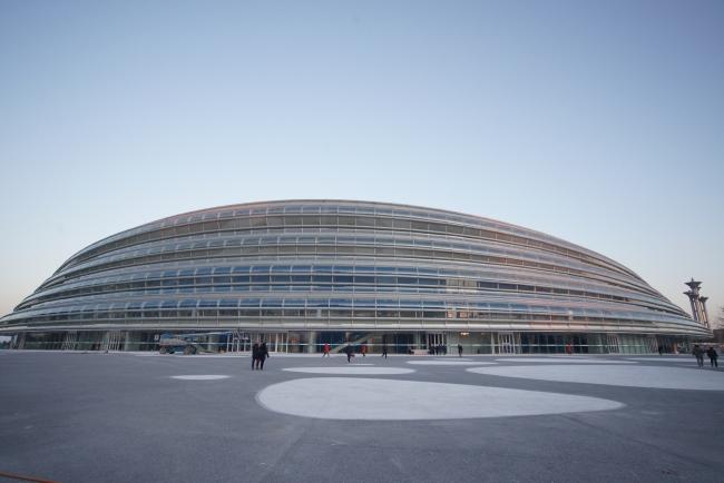 冬奥会工程有序复工,今年8个非竞赛场馆全部实现完工