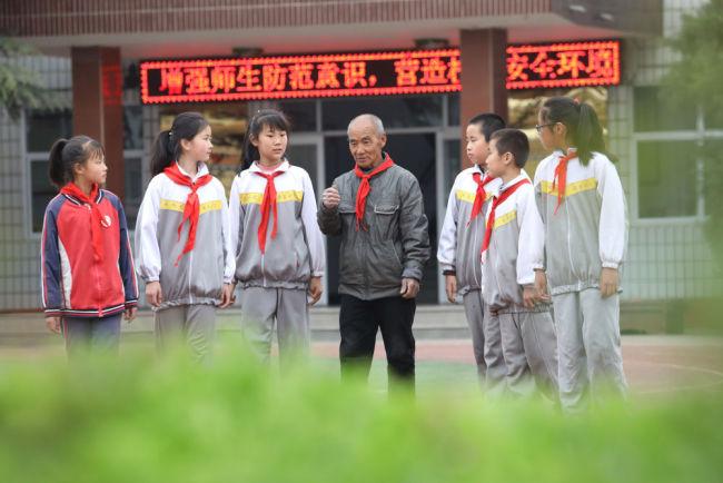 """在习近平总书记的引领下·红色足迹篇   西柏坡:走好新时代""""赶考路"""""""