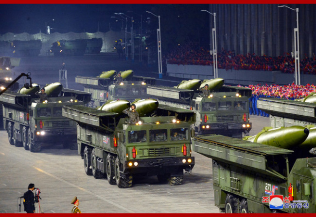 韩军称朝鲜向半岛东部海域发射不明飞行物