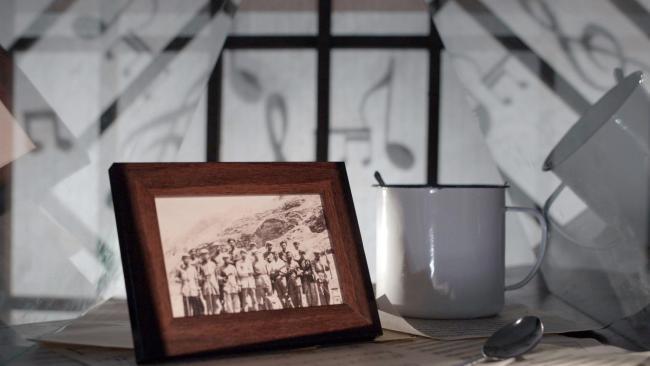 百集微纪录·红色档案丨向着自由!冼星海的艺术与信仰在延安发出万丈光芒