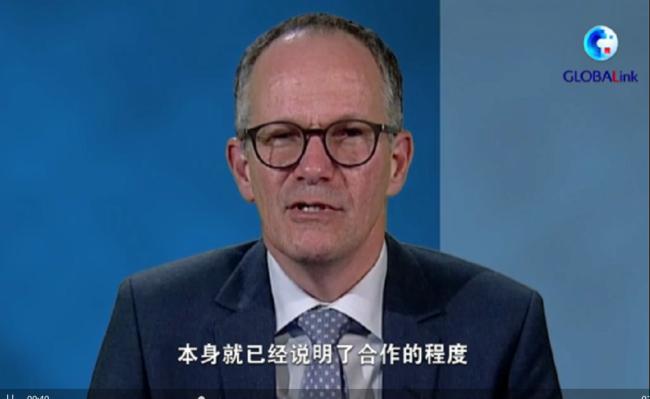 全球连线   新冠溯源联合报告发布 世卫专家对新华社记者点赞中方合作