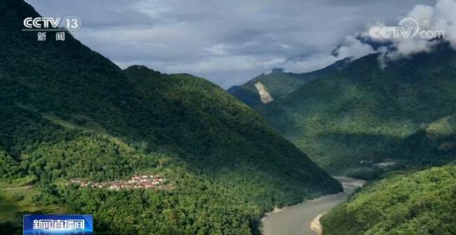 探秘地球秘境雅鲁藏布江大峡谷 各种或神秘或稀有的动物让人大开眼界