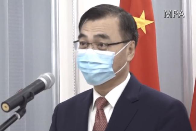 蒙古国从中国采购首批新冠疫苗运抵乌兰巴托