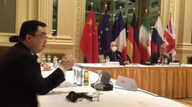 美国国务院:在伊核协议会议上,美国视中俄为伙伴