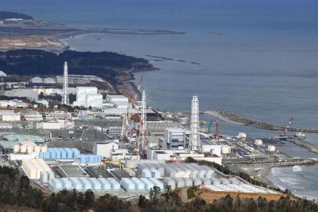 2011年3月,日本福岛第一核电站发生灾难性核泄漏。图源:人民视觉