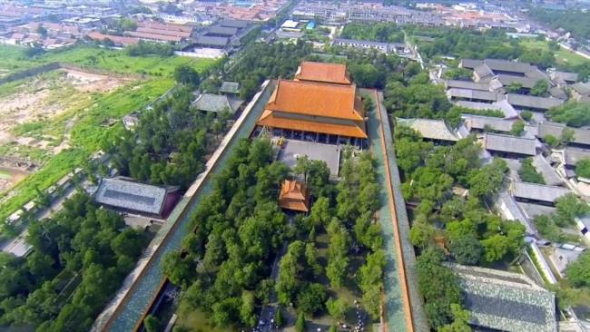 沿着高速看中国 游孔庙探孔府印阁 儒学圣地小印章有大名堂