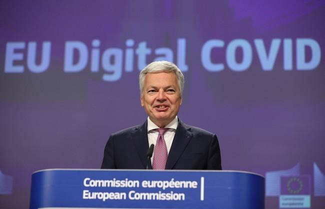 """欧盟将于7月1日开始推行""""新冠通行证"""""""