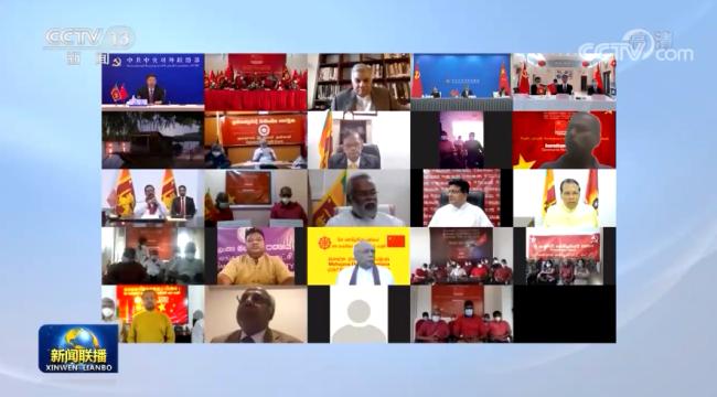 国际人士眼中的中国共产党:中国共产党带领中国人民创造辉煌业绩