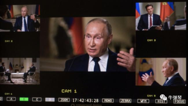 这些人想挑拨中俄关系,普京一眼就看穿了!
