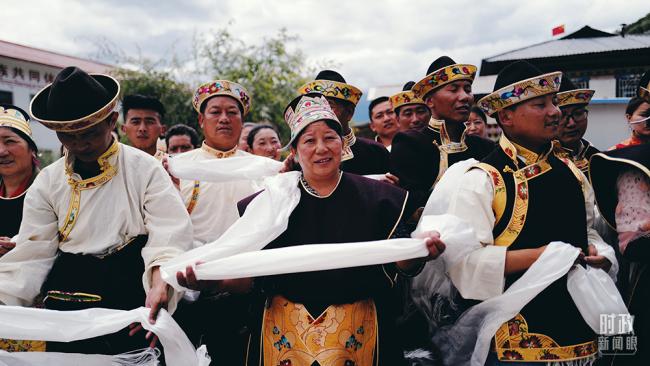 时政新闻眼丨历史性的西藏考察,蕴含哪些深意?