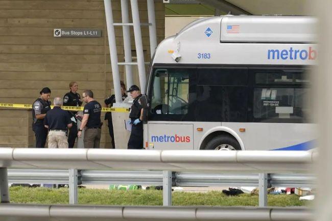美国五角大楼附近发生枪击事件 一名警察死亡