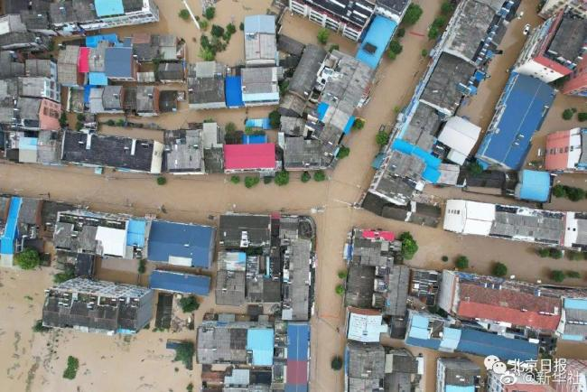 湖北强降雨,已致21人遇难!水利部预警